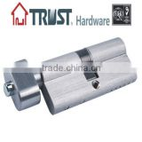 China Euro Profile Dead Locking lock cylinders