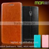 MOFi Case Cover for ASUS ZenFone 6 A600CG, Leather Back Cover for ASUS ZenFone 6 Mobile Phone