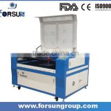 China supplier cheap price 1290 co2 laser cutting engraving machine for acrylic mdf wood