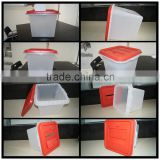 TSUNAMI New Arrival!!! Wholesale Price Lockable Recyclable China Factory Price Durable Plastic Donation Boxes
