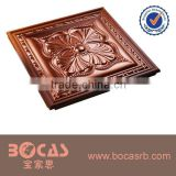 Matte Surface Finishing and Decorative High-Pressure Laminates / HPL Type wood grain wall panel