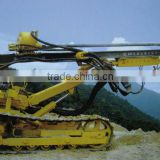 Powerful Rock Blasting Drilling Rigs KC120 for Sale !!depth 25m,diameter:105-120mm,KC120 drill rig