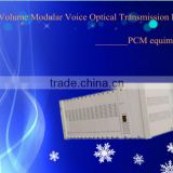 CCIT FXO/FXS over Fiber PCM 30 ch Phone Multiplexer Optical Transmission Devices