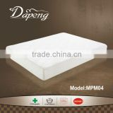 Royal bed sponge mattress with memory foam filling