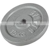 Gym Equipment Exercise Training Cast Iron Weight Plate 10kg