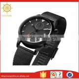 2016 Top Luxury Stainless Steel Watches Man Fashion Jewelry With Customized Logo                                                                         Quality Choice