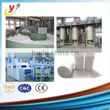 bleaching cotton roll making machine