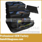Hot selling 4 Set Packing Cubes - travel pack with Laundry Bag