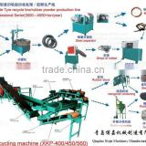 Factory DIrect Sale! Waste/Old Tire Recycling Machine/ Production Line/Rubber Powder Production Line