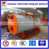 Hot patent design wns series fire tube industrial steam boiler prices
