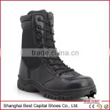 waterproof composite toe work boot/Cement Construction Half Ankle boots Duty and Military footwear