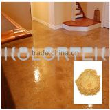 Metallic Epoxy Floor Pigments, Mica Powders Used For Resin Impregnated, Floor Paint Pigments
