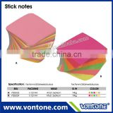 sticky note pad twisted notepad memo cube