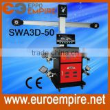 Yantai EPPO EMPIRE most popular used wheel alignment for sale wheel balancing machine wheel repair machine SWA3D-50                                                                         Quality Choice