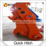 class 200 excavator hydraulic tilt quick hitch coupler