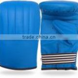 Sky Blue Color Bag Mitt Gloves