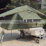 Light Weight Aluminum Camper Tent Trailer