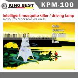 KING BEST MOSQUITO / COCKROACHES / RATS quiet design Intelligent mosquito killer Acoustic wave can drive Intelligent mosquito