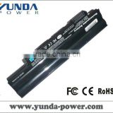 100% Compatible notebook Black 6 cells battery for Acer Aspire One D270 D260 D255 D255E series /11.1v 4800mah