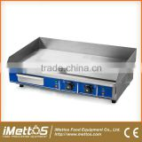 Counter-Top Professional Electric Griddle And Grills For Hotel Kitchen Equipment Solution