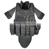 Lightweight Ballistic Vest with Hydration Bag NIJIIIA Kevlar or TAC-TEX with Cordura or 1000D