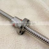 All kinds of cold rolled ball screw made in china with low price hot sale supplied by lishui yingte bearings co ltd