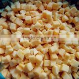 IQF Frozen style mango dices