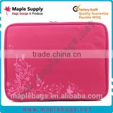 7 inch red fancy girl washing tablet bag