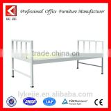 High Quality student bunk bed cheap dormitory steel single loft bed