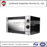 Cooker/microwave oven Inspection service/during production inspection service/ Pre-shipment inspection service