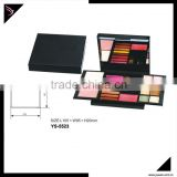 High Quality OEM cosmetics makeup eyeshadow/lipstick/ lipgloss/ powder palette lip gloss