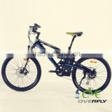 "2016 new model 36V 250W ebike rear brushless motor kits New 26"" electric mountain bike for sale XY-PIONEER"