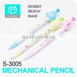 kids' pencil, students'pencil, animal character pencil, penguin mechanical pencil
