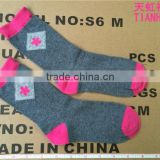 Zhu ji China Wholesale Cotton Children Fitness Socks