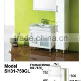 Factory Direct Bathroom Furniture Set Hpl Bathroom Vanity Bath Cabinet