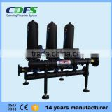 100 micron plastic automatic disc filters as pretreatment of sea water desalination