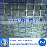 Perforated Plate Sintered Metal Wire Mesh