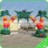 Hot Sale Christmas Decoration with inflatable lawn toys