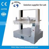 LCD touch screen carton box compression test machine/equipment