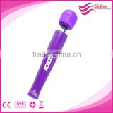 Cheap Sex Toys Electric Wireless Magic Wand Massager Condoms with Vagina Vibrator                                                                         Quality Choice