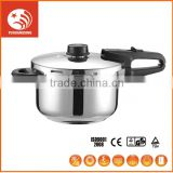 sus 304 national induction stove stainless steel Pressure cooker