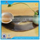 High Supply Ability agate coaster slab