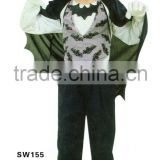 Hot selling role playing kids sexy bat man cosplay Costumes for party