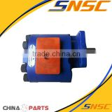 Wholesale PERMCO Gear pump hydraulic pump trailer for LiuGong ZL50C loader 11C0007 gear pump