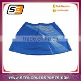 Stan Caleb hot sale custom sublimation cheap netball dress/sportswear tennis shorts/ tennis wear