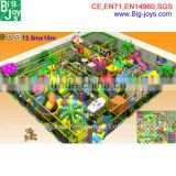 children indoor soft play areas playground equipment,kids play system structure for mall games