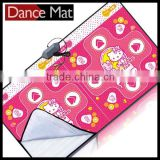 TV PC USB 2 in 1 Dance Pad Twin Sport PVC EVA Yoga Dance Mats