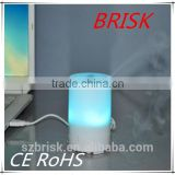 50ml USB Aroma Diffuser Ultrasonic Humidifier LED Color Changing Lamp Light Ionizer BK-EG-FD05