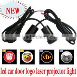 Auto LED Welcome 3D Light Ghost Shadow Emblems Car Logo Door Light led laser car logo light