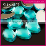 Best Quality Acrylic Plastic 20mm Round Bulk Cabochons